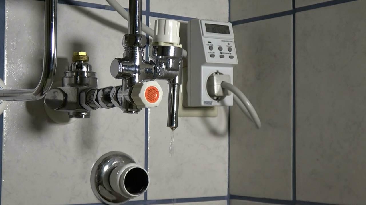 Warmwasser Boiler Universal Speicher Garnitur tauschen - YouTube