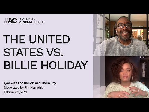 THE UNITED STATES VS. BILLIE HOLIDAY | Q&A with Lee Daniels and Andra Day