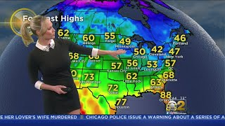 CBS 2 AM Weather Watch, April 19, 2018