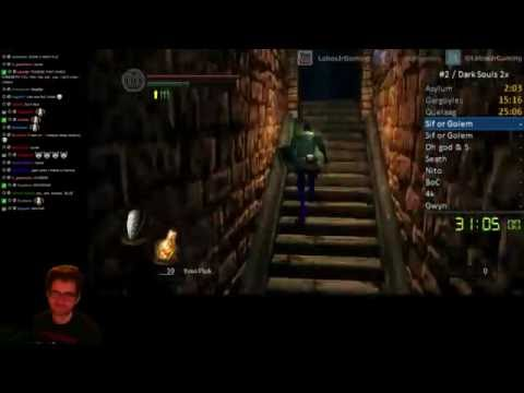 Dark Souls 2x Speedrun Challenge!