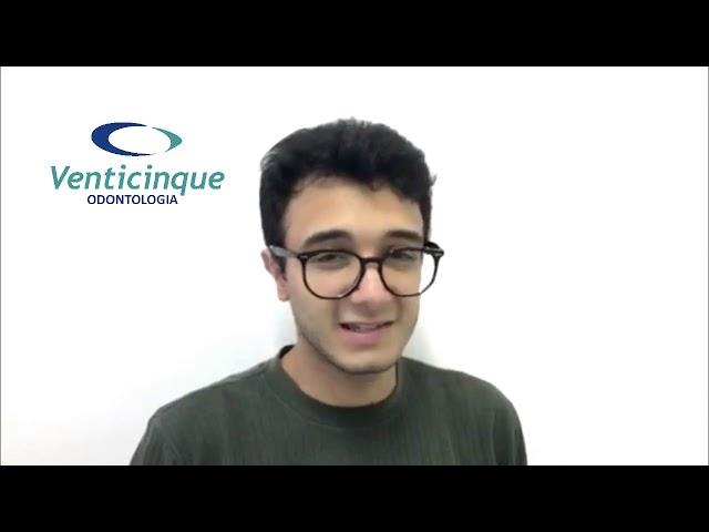 Parte 1 Depoimento Paciente Mauricio Cendamore sobre a remoção do amálgama