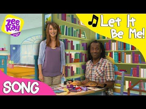 [MUSIC VIDEO] Let It Be Me!  | ZeeKay Junior