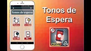 App de Tonos de espera para celular