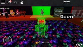 How to get glitched Freddy in FNAF Help Wanted RP Roblox