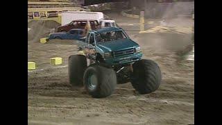 Freestyle Sudden Impact Monster Jam World Finals 2000