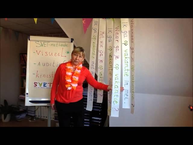1 dzien = 1 zdanie po holendersku! WAKACJE video 29 POWTÓRKA