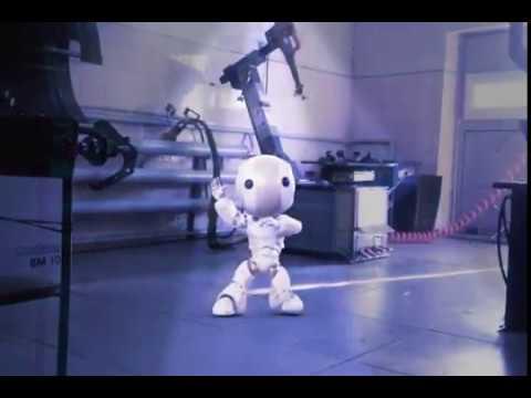 ведь жили видео брейк данс робот сказках