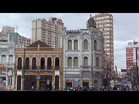Curitiba Tour da cidade ( novo ) Brasil
