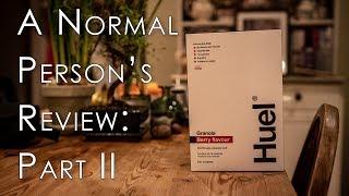 Huel: A Normal Person