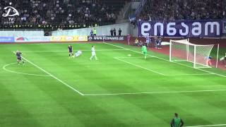 FC Dinamo Tbilisi 0:2 FC Steaua Bucurest [Highlights]