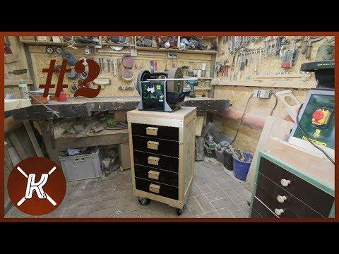 Werkstatteinrichtung Selber Bauen Teil 2 Philipp Konter Youtube