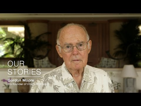 Our Stories - Gordon Moore about Moore