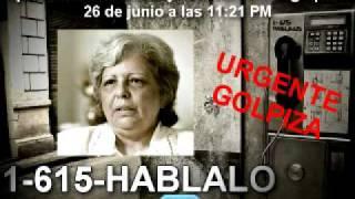 #Cuba: URGENTE Golpiza a disidente Damaris Moya Portieles en Villa Clara