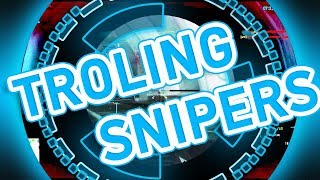 Beowulf Snipers Trolling - Ghost Recon Phantoms