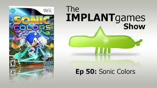 Sonic Colors Review (Nintendo Wii)