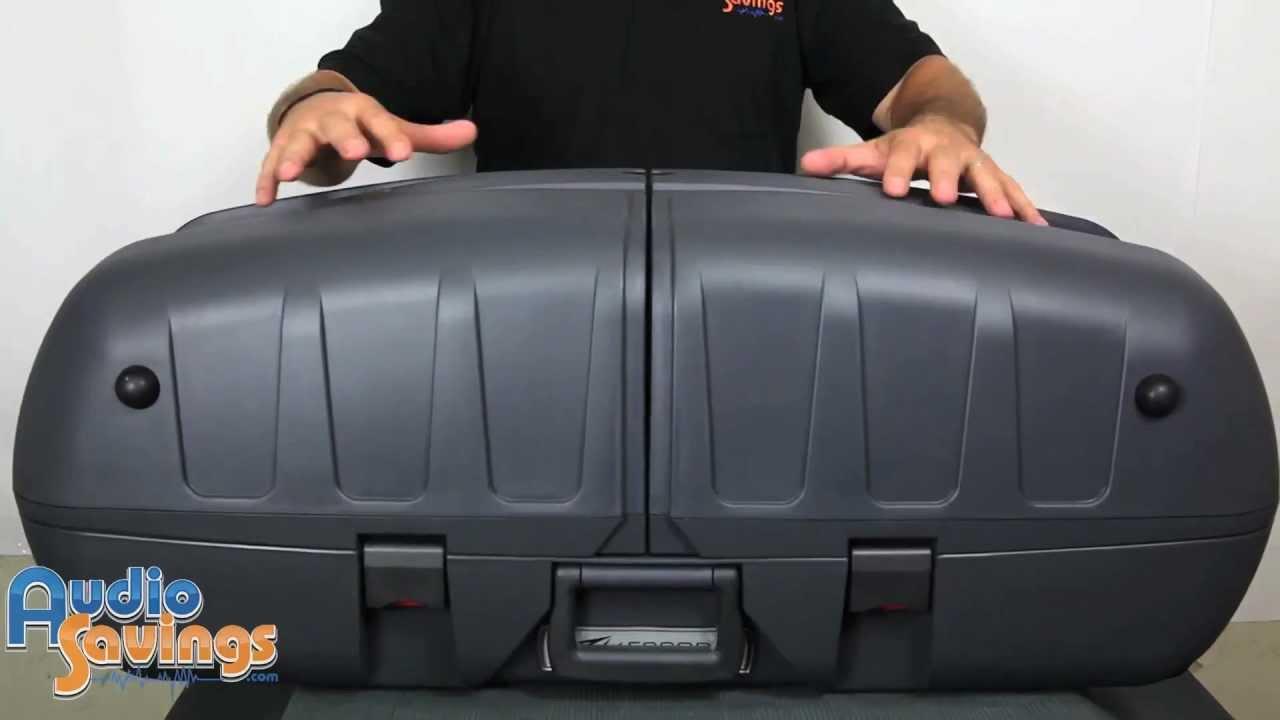 Escort Passport Max >> Peavey - Escort 3000 Powered Package Sound System - YouTube
