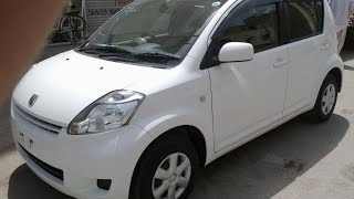 2001-2009 Toyota passo in depth review of exterior and interior (pakistan)