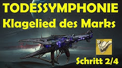 Destiny 2 Todessymphonie - Klagelied des Marks