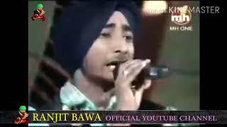 Ranjit Bawa as Mitti Da Bawa | Awaaz Punjab Di MH One