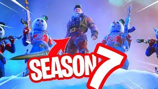 THIS IS IN SEASON 7 BATTLEPASS!! WEAPON SKINS & AIRPLANES & NEW MAP!! Fortnite Battle Royale