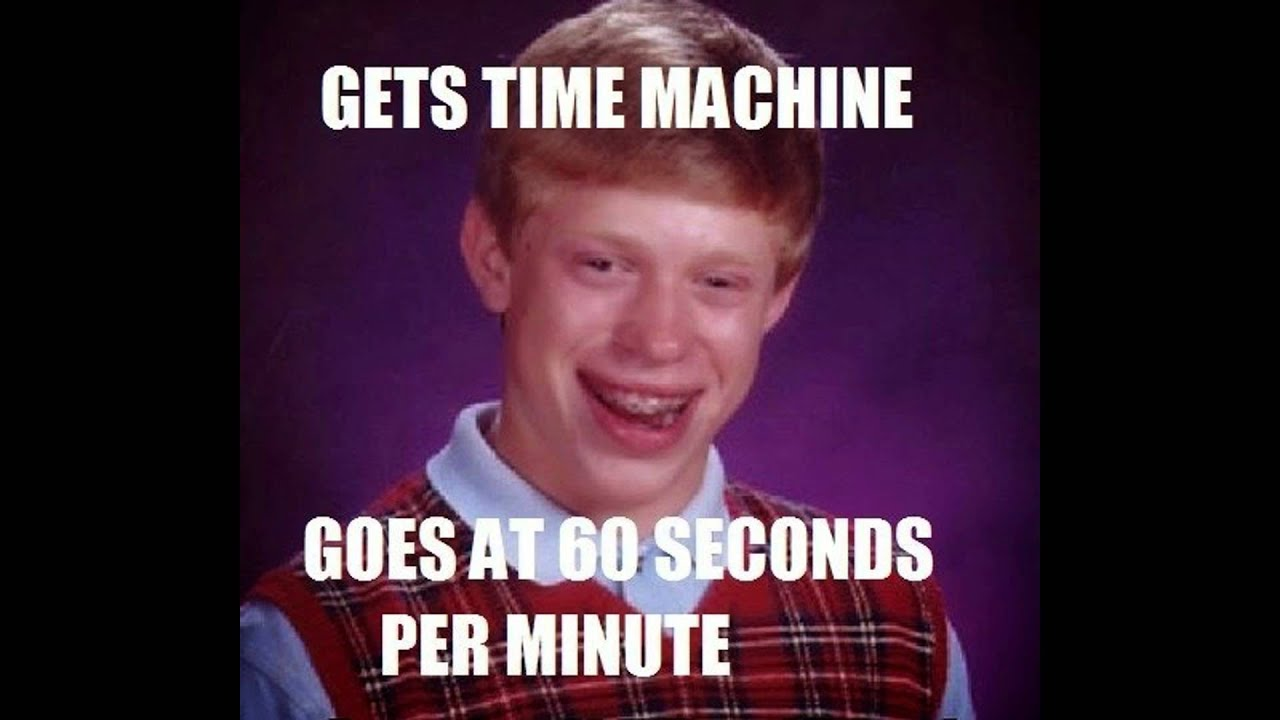 maxresdefault bad luck brian memes 2 youtube,Bad News Brian Meme