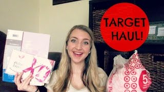 TARGET HAUL! (DOLLAR SPOT, PLANNER, BEAUTY & CLOTHING)