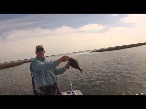 Feb. 23 & 24 2013 Capt. David Harris, Trip Highlights-Flounder