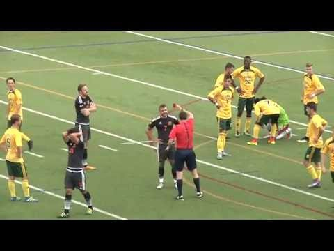 Men's Soccer - TRU vs UNBC September 11th