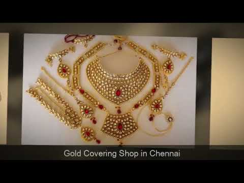 Gold Covering Shop in Chennai | Wedding Jewellery Hire Chennai