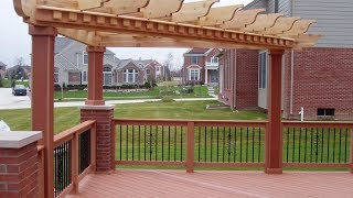 Best Corner Pergolas to Make Your Yard Look Amazing