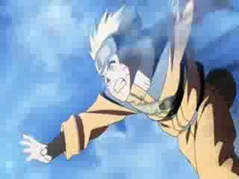 Naruto The Movie 2  -  Somewhere I Belong (Temujin Tribute)