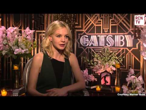 The Great Gatsby Cast Interviews