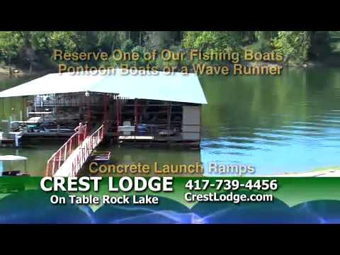 Crest Lodge Resort - Table Rock Lake