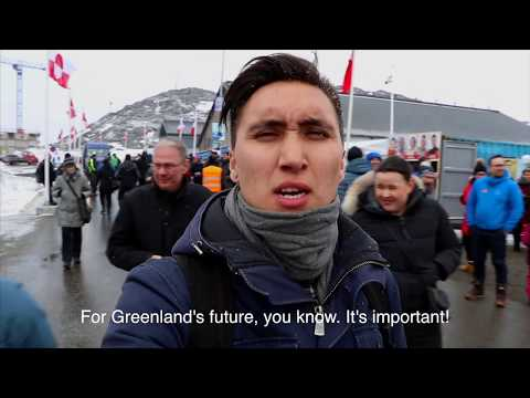 Election in Greenland - [English Subtitles]