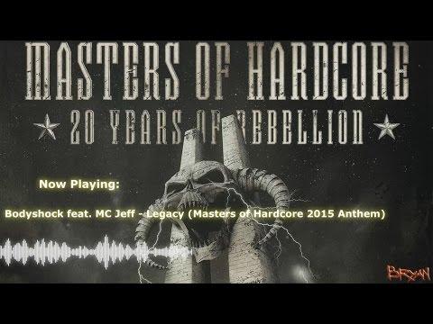 Masters of Hardcore 2015 - 20 Years of Rebellion
