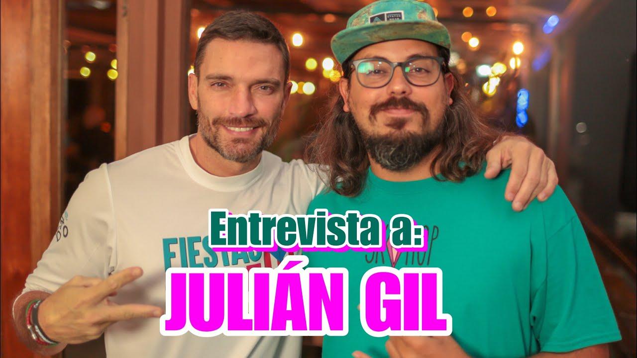 ENTREVISTA A JULIÁN GIL - Masacote