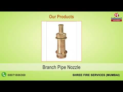 Fire Extinguisher Accessories By Shree Fire Services, Mumbai