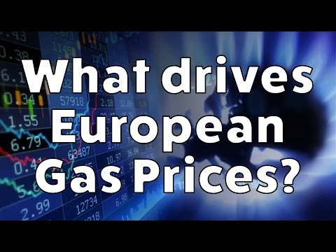What drives European Gas Prices?