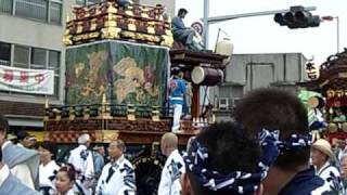 熊谷うちわ祭(2009年7月21日撮影) http://suriganenohibiki.we...