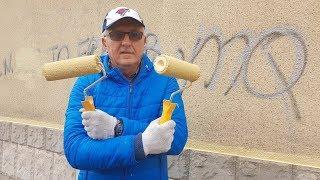 Prezydent Wadim Tyszkiewicz idzie na wojne z pseudograficiarzami