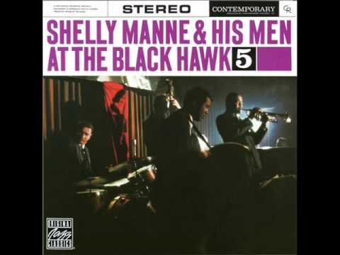 Shelly Manne & His Men at the Black Hawk - This Is Always