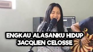Download Engkau Alasan Ku Hidup - Jacqlien Celosse   Live Cover   Rizmelodia Feat Everyl Sinaga