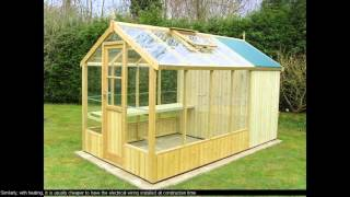 Greenhouse plans free online