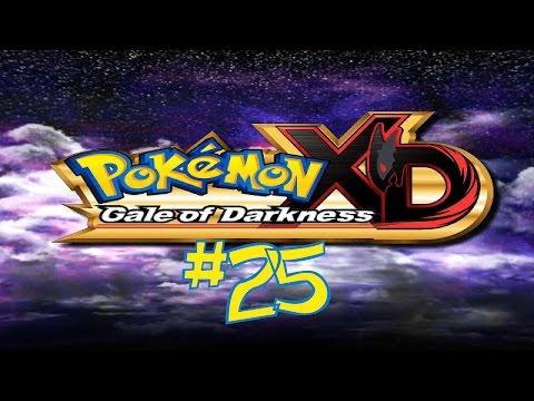 Let's Play Pokemon XD #25 - Crypto-Erlösung mit Cryptorbis