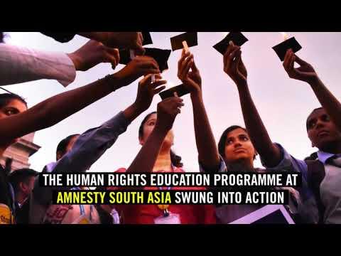 Human Rights Education   Amnesty International