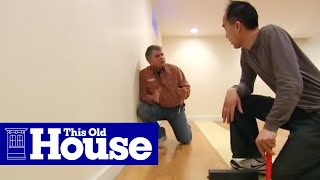 How to Lay a Floating Floor - This Old House
