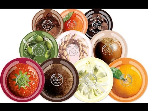 The Body Shop Collection! :)
