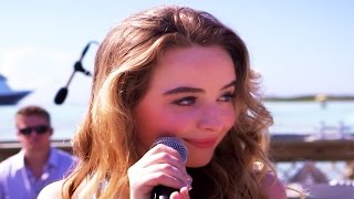 Sabrina Carpenter | Right Now | Disney Playlist Sessions