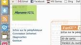 MENARA ADSL POUR 7 WINDOWS SAGEM STARTIMES TÉLÉCHARGER