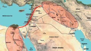 Satellite Images Biblical Places